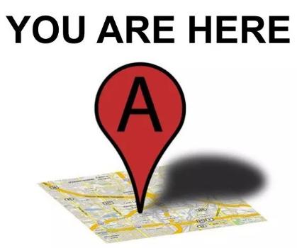 usted esta aqui